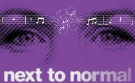 Logo NEXT TO NORMAL