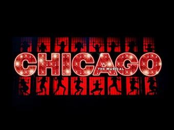 Logo CHICAGO (Cell Block Tango)