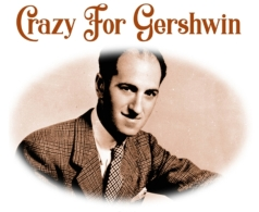 Logo CRAZY FOR GERSHWIN Masterclass