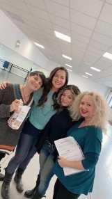 RENT 2020 - Fabiola Ricci con Graziana Borciani, Jenny Benedetti e Stefania Caracciolo